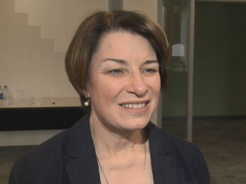 Citing US Senate's potential role as 'jury,' Klobuchar declines to say if Trump should be impeached