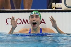 Roundup of Olympic gold medals from Saturday, July 31