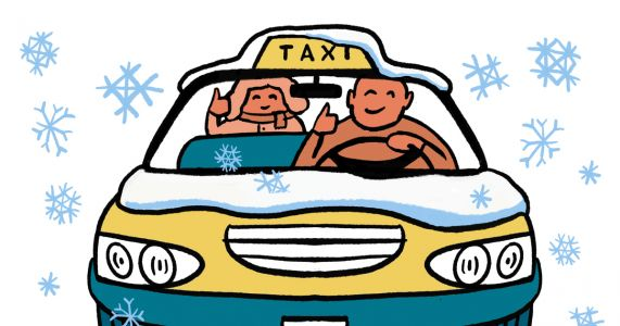 Rant & Rave: Two thumbs up for kind cabbie
