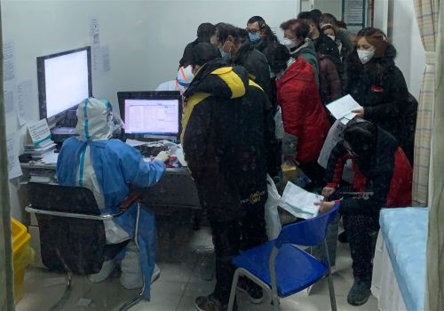 Hospital director dies in Wuhan; death toll from coronavirus outbreak tops 1,800