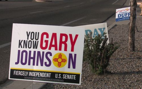 Election Day has come and gone, but you may still be seeing campaign signs around Albuquerque