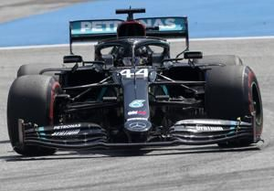 Bottas wins F1's season-opening Austrian GP, Hamilton in 4th