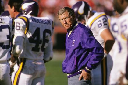 'He Brought Everything To The Vikings': Former Coach Jerry Burns Dies At 94