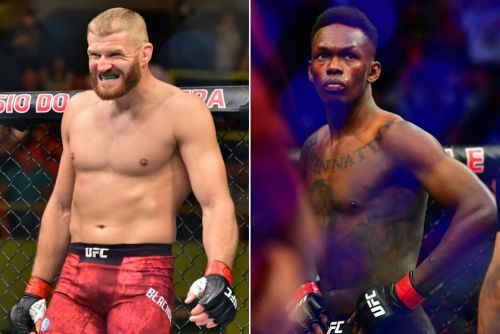 UFC 259 video: Petr Yan, Aljamain Sterling make weight for title bout