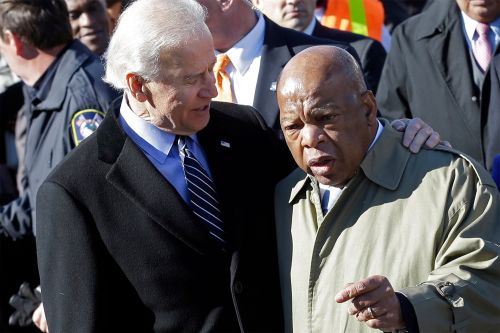 Civil rights icon John Lewis endorses Joe Biden for president