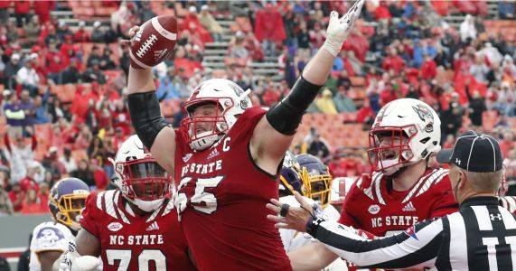 Vikings draft NC State center Garrett Bradbury at No. 18