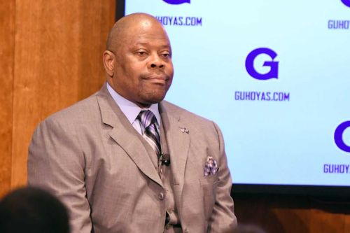 Former NBA star Patrick Ewing tests positive for COVID-19