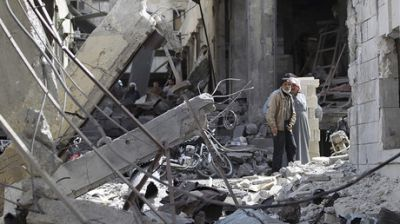 US-led coalition killed 300 Syrian civilians in 11 probed strikes - Amnesty
