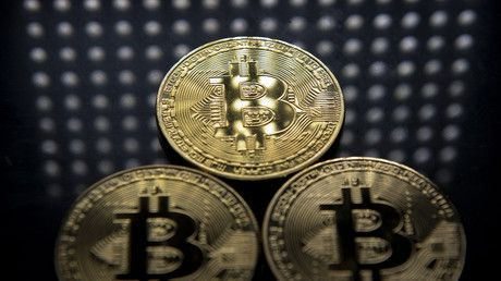 Bitcoin skyrockets to all-time high above $8,500