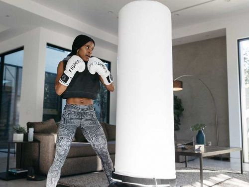 FightCamp turns your living room into a professional boxing gym - its full-body workouts are fun and get you real results