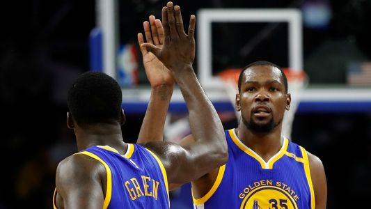 Warriors' Draymond Green on Kevin Durant's free agency: 'Whatever happens this summer happens'