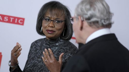 Anita Hill On 2020 Election: We Don't Need 'To Take The Lesser Of Two Evils'