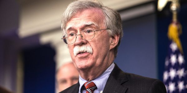 John Bolton says his Twitter account was 'suppressed unfairly' after he left the Trump White House, and he dropped a cryptic hint that he might drop a bombshell
