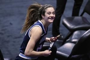 Siegrist leads Villanova over No. 25 DePaul women in OT