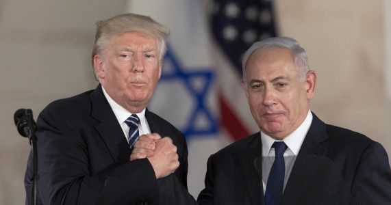 After Obama, Israel's Netanyahu relishing in Trump love fest