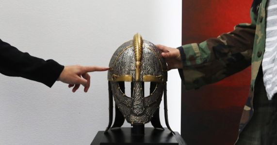 See swords, ships and a sorceress at Vikings exhibit at Nordic Museum