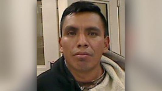 Sex offender convicted in Kentucky arrested by border patrol