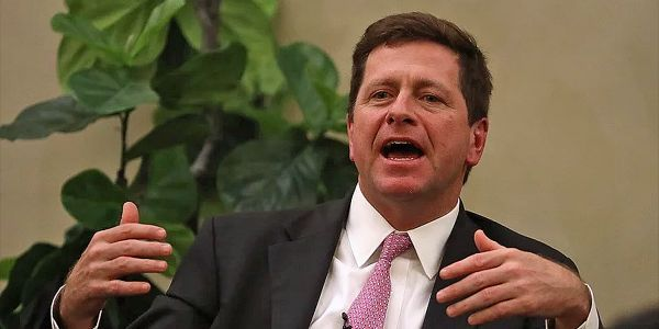 SEC Chairman: 'We shouldn't be banning short selling' even as coronavirus drives big market swings