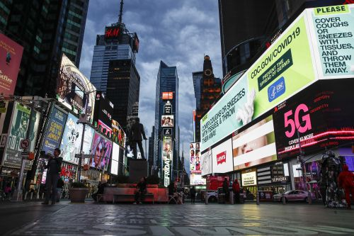 Ohio man carrying unloaded rifle arrested in Times Square subway
