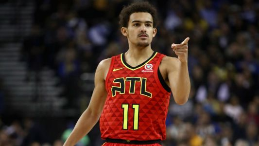 Trae Young on Luka Doncic: 'I'm going to be a better player'