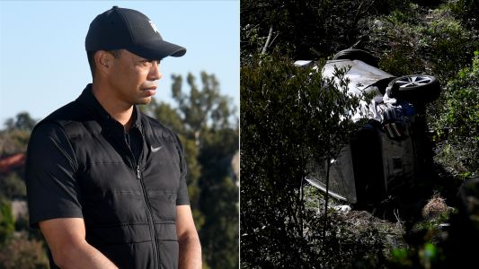 Tiger Woods car crash What to know about the accident that hospitalized golf star