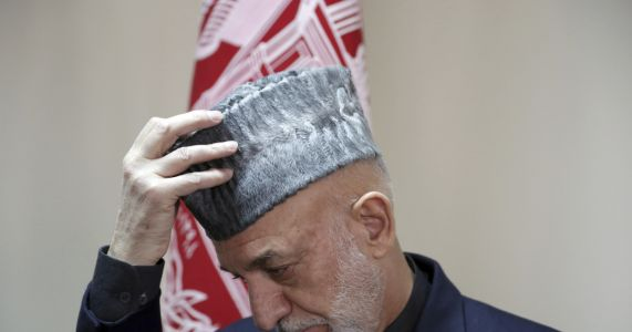AP Interview: Karzai worries Pakistan talks risks peace pact