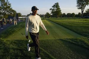 Woods, Mickelson, defending champ Woodland miss US Open cut