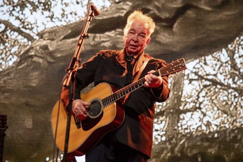 Singer-songwriter John Prine critically ill with COVID-19