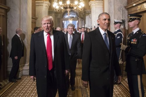 What Trump knows that Obama didn't and other commentary