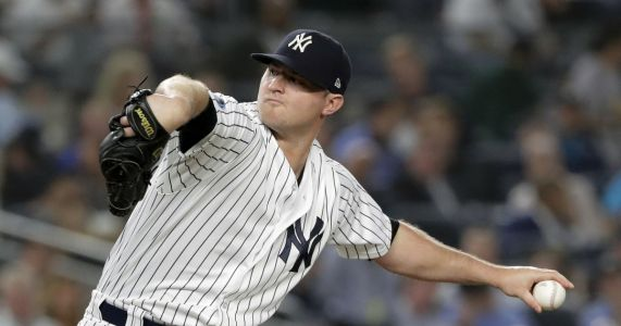 Britton, Yanks finalize deal guaranteeing $39M for 3 years