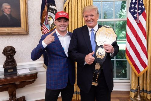 Colby Covington explains why Tyron Woodley fight is 'going to be easy money'