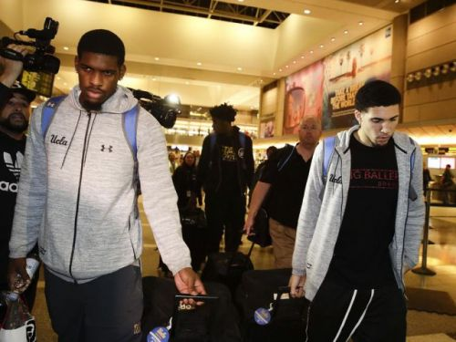 'Know anything about these knuckleheads?': How Trump helped free the UCLA basketball players detained in China