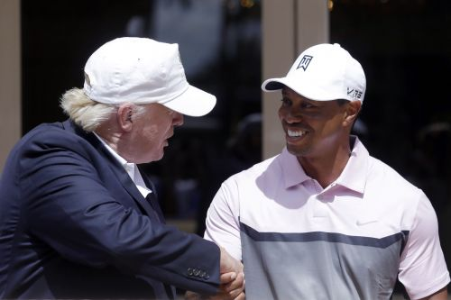 Trump to present Tiger Woods with Medal of Freedom