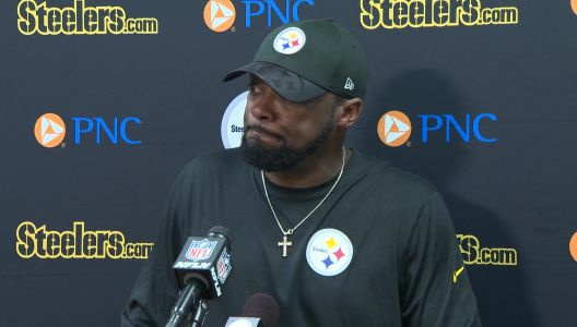 Healthy Steelers looking to avoid letdown in Chicago