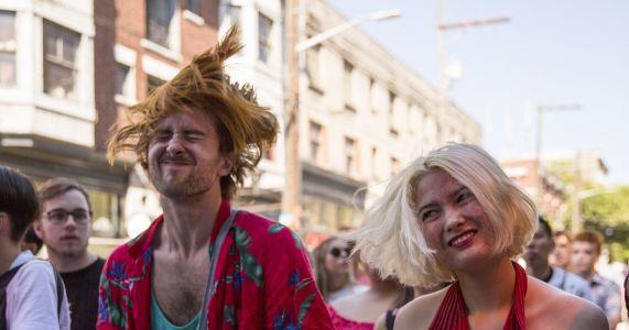 Photos: Capitol Hill Block Party