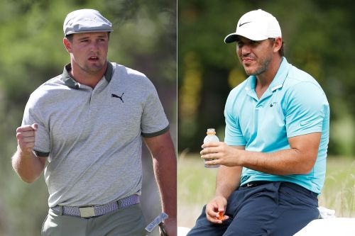 Bryson DeChambeau: Brooks Koepka's jabs have gone 'too far' in rivalry