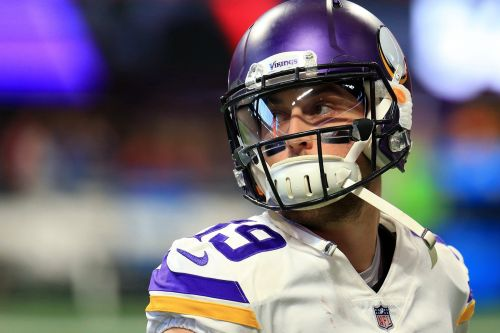Adam Thielen wants to make his Super Bowl dream a reality
