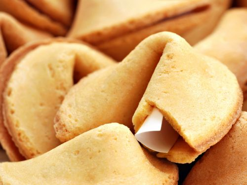 The weirdest fortunes people have found inside their fortune cookies