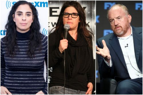 Sarah Silverman apologizes to Louis C.K. accuser Rebecca Corry