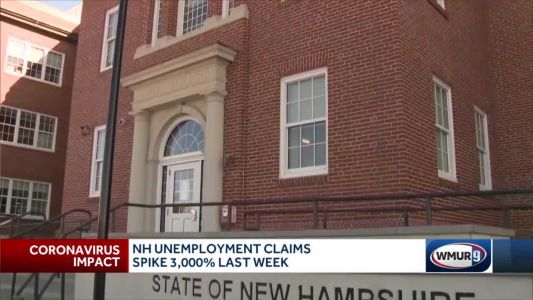 NH employment claims spike 3,000% last week