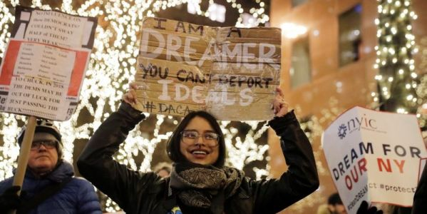 A 2nd federal judge just blocked the Trump administration from ending DACA