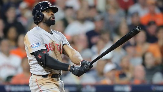 MLB trade rumors: Diamondbacks interested in Red Sox outfielder Jackie Bradley Jr