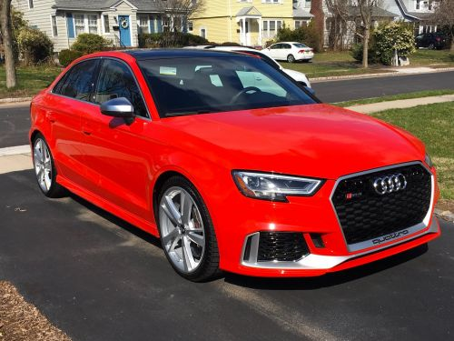 We drove a $67,000 Audi RS3 to see if it's ready to take on the best from BMW and Mercedes - here's the verdict