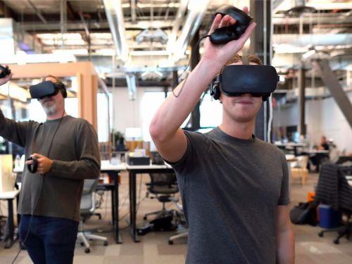 Mark Zuckerberg sent a 2,500-word email in 2015 laying out his big plan for Facebook to dominate virtual-reality