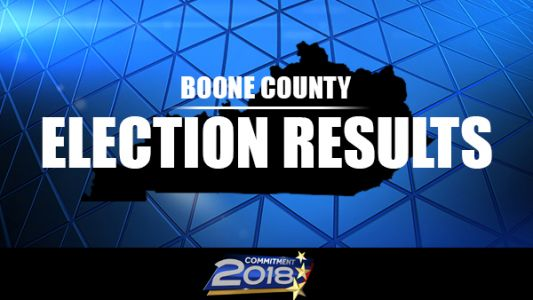 Boone County election results: May 2018 primary