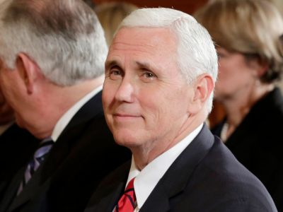 A new Pence fundraising arm raised eyebrows, but Republicans insist it's not a sign of presidential ambitions