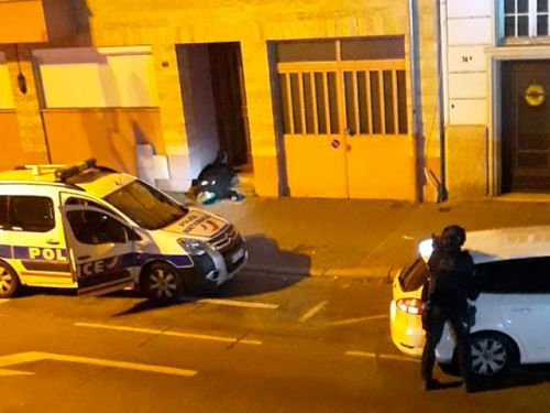 'Evil does not prevail': French police kill Strasbourg market attack suspect in shootout