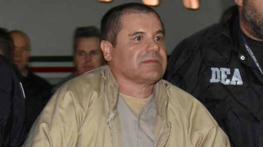 'El Chapo' Drug Kingpin Is Sentenced To Life Plus 30 Years In A U.S. Prison