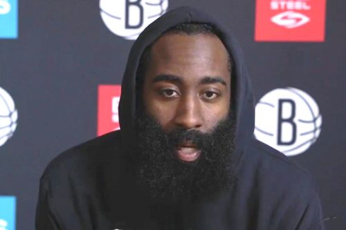 James Harden's one 'regret' on way to Nets' big three
