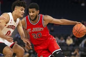St John's wing LJ Figueroa declares for NBA draft